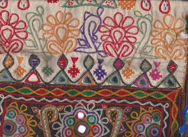 The Craft Of Kutch Embroidery Blog